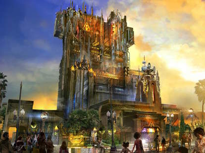 Guardians of the Galaxy Ride