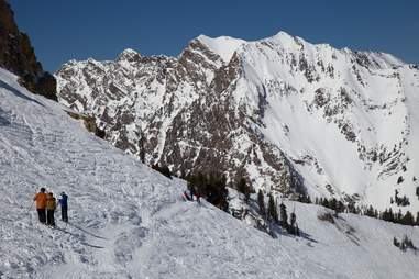 Little Cottonwood Canyon Skiing