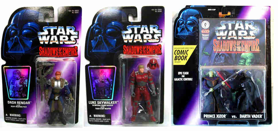 shadows of the empire action figures