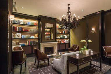 the library bar The Rittenhouse