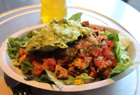chipotle bowl