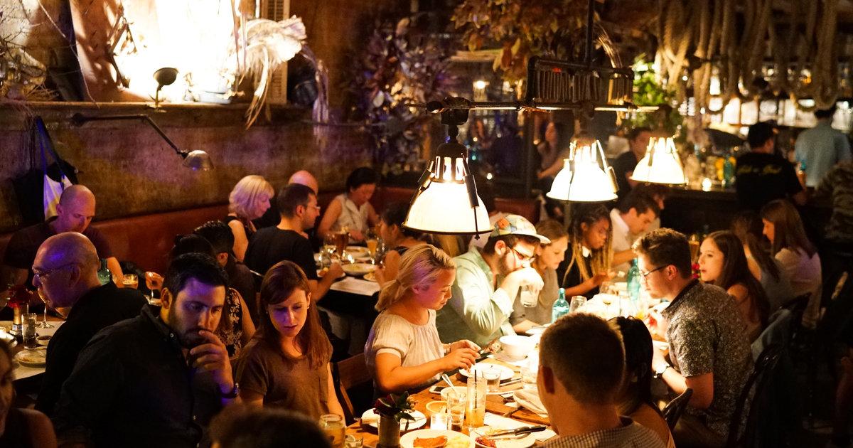 Best Secret Supper Clubs In Nyc Thrillist