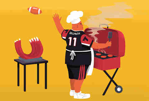 grill masters tailgaters