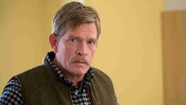 Divorce Thomas Haden Church