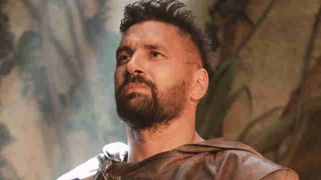The Shannara Chronicles Manu Bennett