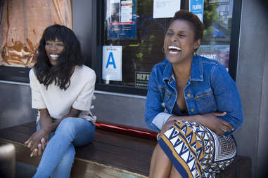 hbo insecure issa rae yvonne orji best tv shows of 2016