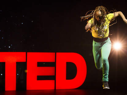 ted stage