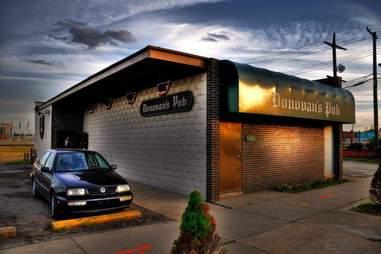 Donovan's Pub detroit