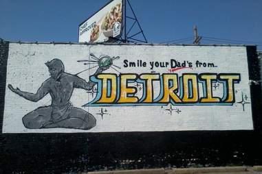 My Dad's Bar - Detroit