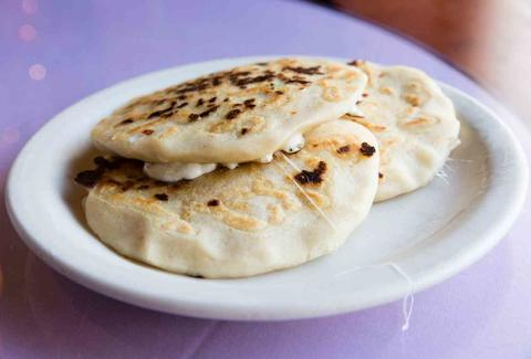 la bahia el salvador pupusas cheap easts nyc brooklyn