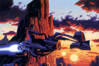 swoop bike shadows of the empire art