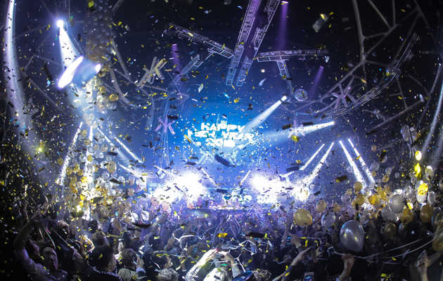 Your Complete Guide to Celebrating New Year's Eve in Las Vegas