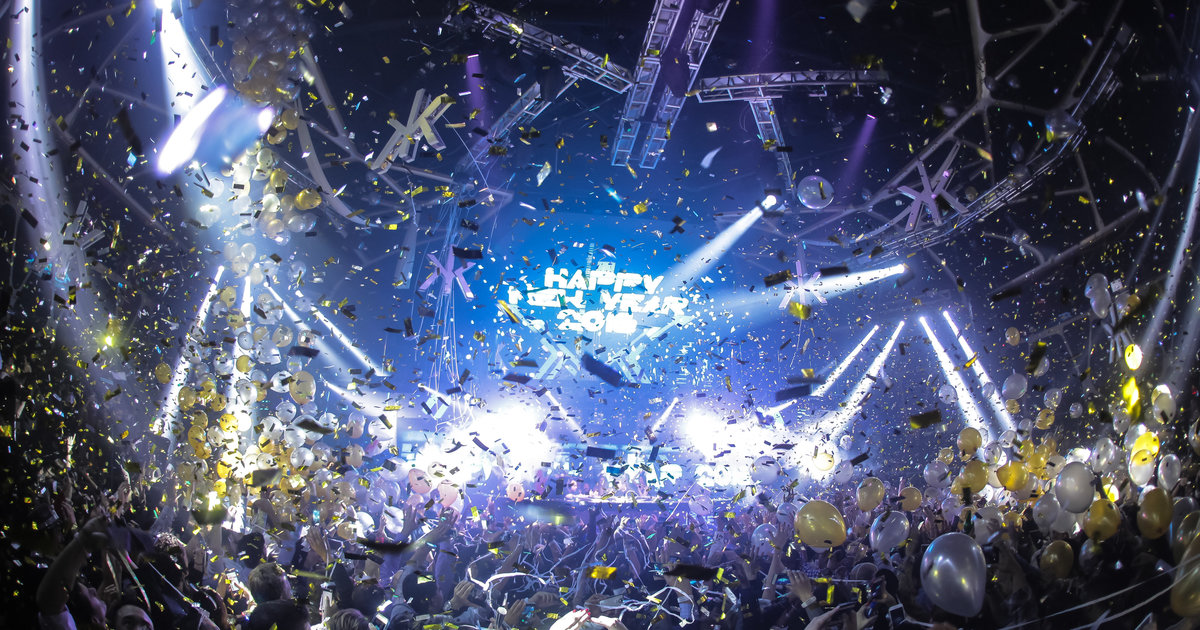 Your Complete Guide To Celebrating New Yearu0027s Eve In Las Vegas