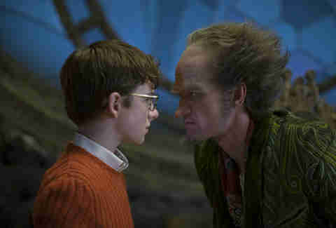 netflix lemony snicket's a series of unfortunate events neil patrick harris 2017 tv preview