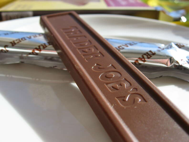 Trader Joe's chocolate