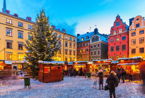 Cheap Flights to Sweden