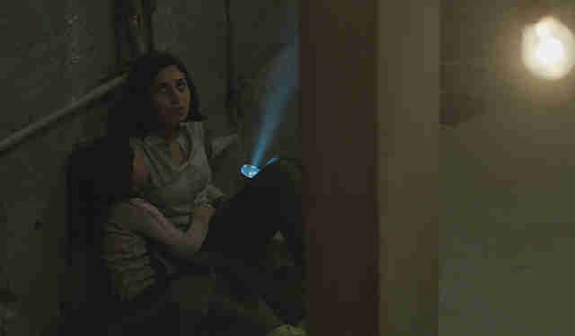 under the shadow - best horror movies 2016