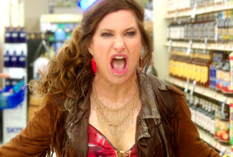 Bad Moms Kathryn Hahn