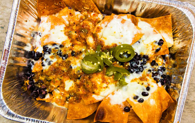 The Best Thing We Ate for Under $10 This Week: $7.58 Nachos From Taqueria Diana