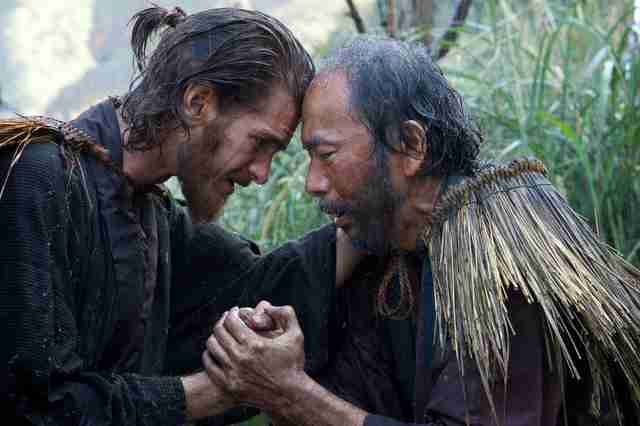 silence scorsese best movies 2016