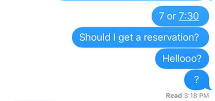Why Every Self-Respecting iPhone Owner Should Turn on Read Receipts