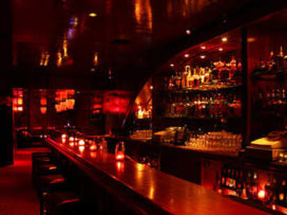 Burgundy Room LA