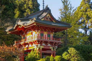 japanese tea garden sf