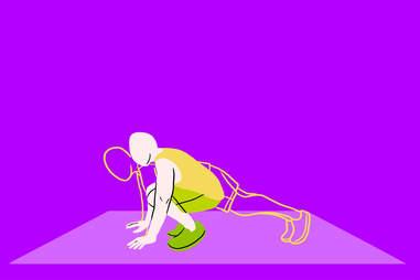 squat thrust