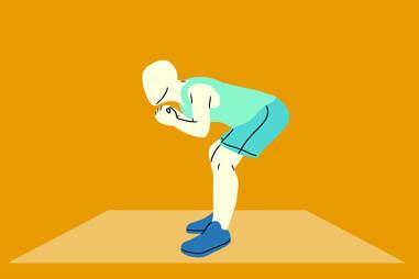 good mornings exercise