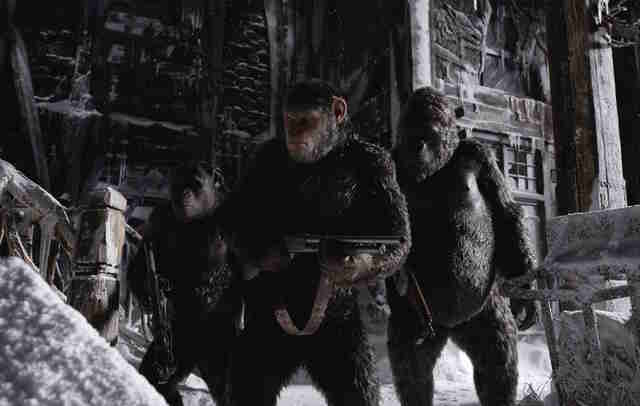 war of the planet of the apes 2017 new movies to watch