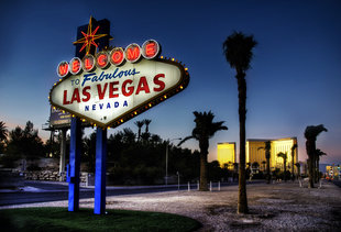 Las Vegas' Most Beautiful Photos of 2016
