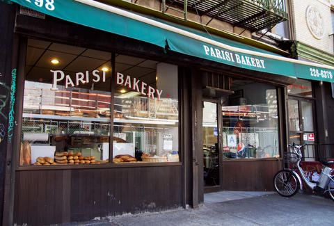 parisi bakery nyc little italy nolita deli bread sandwich