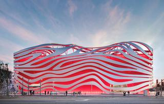 Drago Ristorante at Petersen Automotive Museum