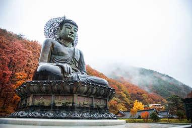 Big Buddha Monument of Sinheungsa Temple