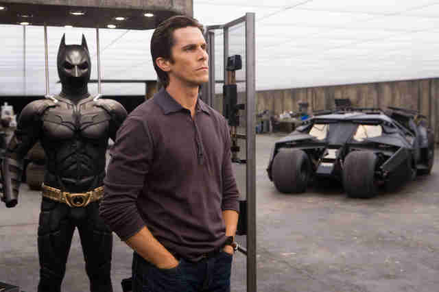 Christian Bale Dark Knight
