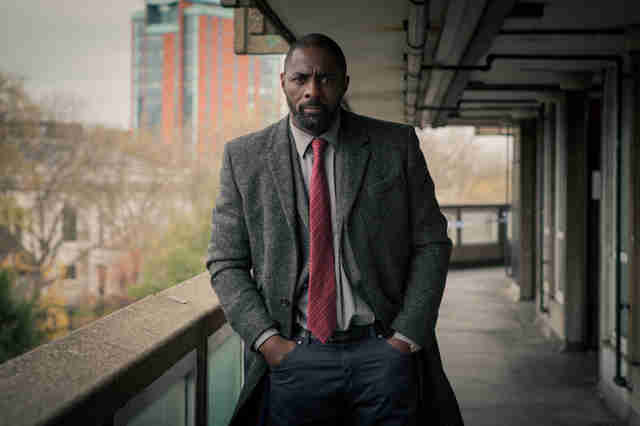 Idris Elba Luther
