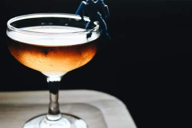 Bit House Saloon sherry