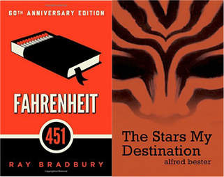 fahrenheit 451 and the stars my destination
