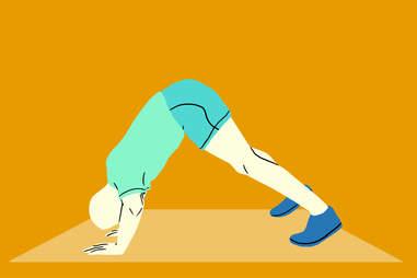 shoulder pushups
