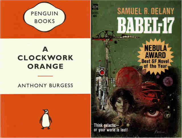 a clockwork orange and babel 17