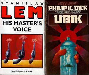 Ubik and his master's voice