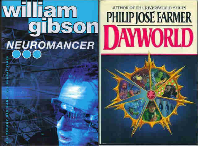 dayworld and neuromancer