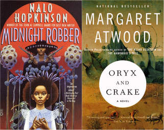 midnight robber and oryx and crake