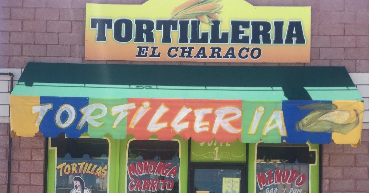 Tortilleria El Characo Restaurant