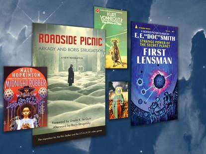 33 best science fiction novels