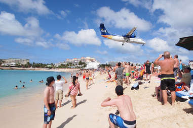 Liat airlines St Martin