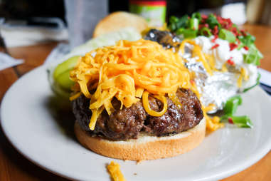 Port of Call burger New Orleans
