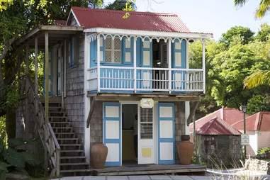 Hermitage Inn Nevis