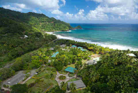 Rosalie Bay Resort Dominica