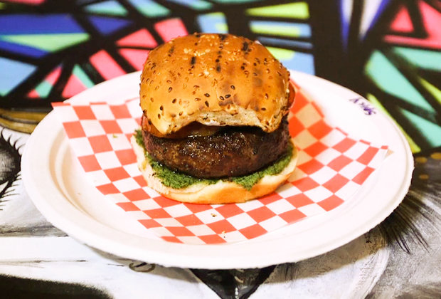 Is the Best Halal Burger in NYC at Bushwick's BK Jani?